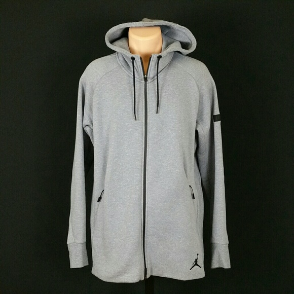 76e7d0eab25 Jordan Shirts | Nike Air Retro Mens Premium Hoodie Jacket | Poshmark